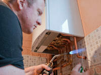 Water Heater Replacement by Professional Plumber in Arlington, TX